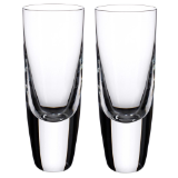 VILLEROY AND BOCH AMERICAN BAR SHOT GLASSES