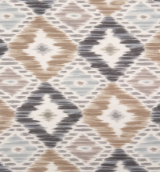 VIETRI GRAY/TOILE & TAUPE IKAT PLACEMATS