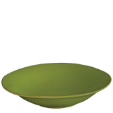 VIETRI BASILICO LARGE OVAL SERVING BOWL