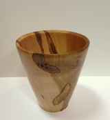 "BOB SCHRADER "" AMBROSIA MAPLE VESSEL """
