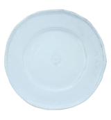 VIETRI SKY BLUE DINNER PLATE