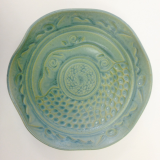 "CORNELL ART POTTERY "" BOWL """