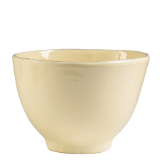 VIETRI CREMA DEEP SERVING BOWL