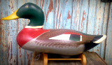"JOEY JOBES "" MALLARD DECOY """