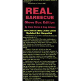 "VINCE STATEN "" REAL BARBEQUE "" GLOVE BOX EDITION BOOK"
