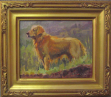 """CHEDDAR"" BY V. VAUGHAN FRAMED"