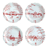 "JULISKA ""COUNTRY ESTATES"" PARTY PLATES"