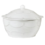 "JULISKA "" COVERED CASSEROLE DISH """