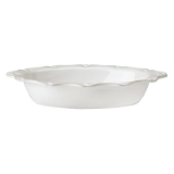 "JULISKA "" SCALLOPED SERVING DISH """