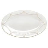 "JULISKA "" SMALL OVAL PLATTER """