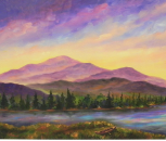 "JEFF PITTMAN "" MOUNTAIN LAKE II """