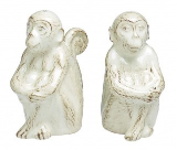 PETIT SINGE SALT & PEPPER SET