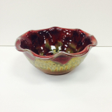 "RAY POTTERY "" DESSERT BOWL """