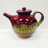 "RAY POTTERY "" TEAPOT """