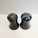 "RAY POTTERY "" SALT & PEPPER """