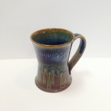 "RAY POTTERY "" SHORT MUG """
