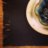 STELLA LAMON MIDNIGHT BLUE PLACEMAT