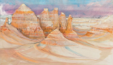 "P. BUCKLEY MOSS GICLEE "" SEDONA "" (MEDIUM)"