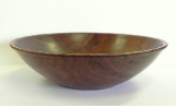STEVE NOGGLE BLACK WALNUT SALAD BOWL