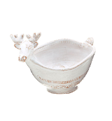 "VIETRI ""BELLEZZA HOLIDAY CONDIMENT BOWL"""