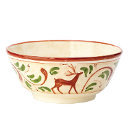 "VIETRI ""RENNA"" SERVING BOWL"