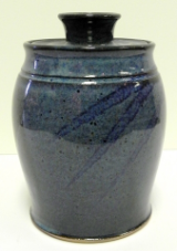 PAUL GASKINS MEDIUM LIDDED CANNISTER