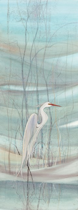 "P. BUCKLEY MOSS GICLEE "" KEEPER OF THE SHORE """