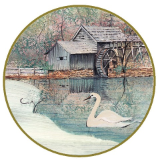 "P. BUCKLEY MOSS ORNAMENT "" MABRY MILL """