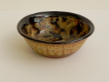 RAY POTTERY DESSERT BOWL
