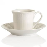 CELLINI TEA CUP AND SAUCER