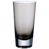 "VILLEROY & BOCH "" COLOUR CONCEPT SMOKE HIGHBALL GLASS """