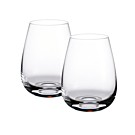 VILLEROY AND BOCH ISLAND WHISKEY TUMBLER SET OF 2