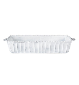 "VIETRI  "" RECTANGLE BAKING DISH """