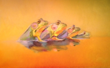 "BOB RANSLEY "" THREE FROGS """
