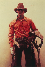 "JAMES BAMA LIMITED EDITION PRINT "" DON WALKER BAREBACK RIDER """