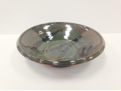 "PAUL GASKINS "" SHALLOW BOWL """