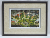 "KENNETH MURRAY PHOTOGRAPHY "" CHURCH CIRCLE KINGSPORT, TN "" FRAMED"