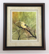 "P. BUCKLEY MOSS ' GOLDFINCH, THE "" FRAMED"