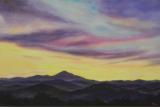 "JEFF PITTMAN "" PISGAH EVENING "" LIMITED EDITION PRINT"