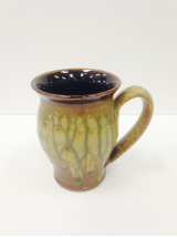 "RAY POTTERY "" SMALL MUG """
