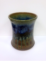 "RAY POTTERY "" UTENSIL/COOLER """