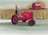 "P. BUCKLEY MOSS PRINT "" IT'S MY FARMALL """