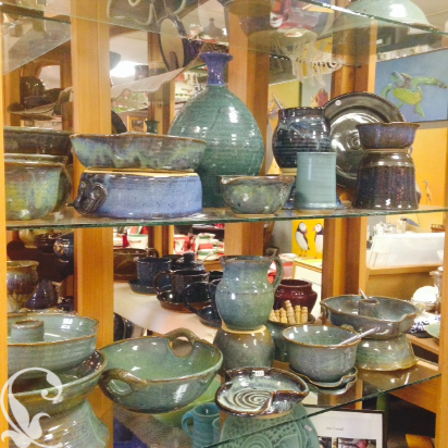 JERRY PRUITT POTTERY