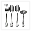 VILLEROY AND BOCH 4 PIECE SERVER SET