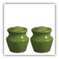 VIETRI BASILICO SALT AND PEPPER SET