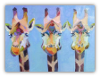 "BOB RANSLEY "" THREE GIRAFFE """