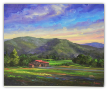 "JEFF PITTMAN "" CLAXTON FARMS "" LIMITED EDITION PRINT"