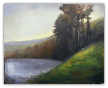 "CHERYL KEEFER   "" RIVER BANKS MORNING """
