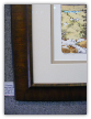 "SUSAN HUNT-WULKOWITZ  -  DETAIL OF FRAME ON "" FOUR SEASONS "" SERIES"
