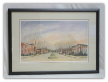"LORRAINE BREWER FRAMED PRINT "" BROAD STREET """